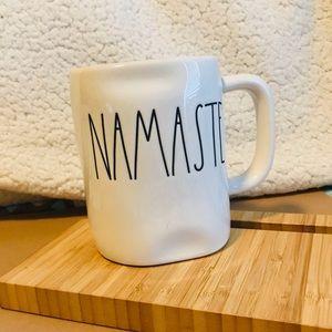 Rae Dunn Mug NAMASTE Brand new! NWT